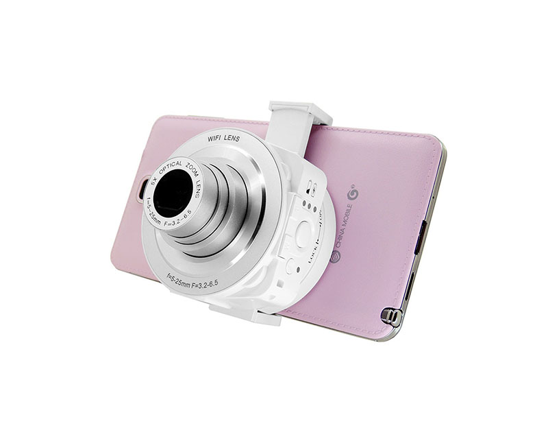 18MP 5X Optical Zoom Camera with Wifi
