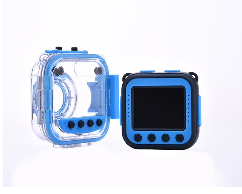 720P Waterproof Kids Action Camera