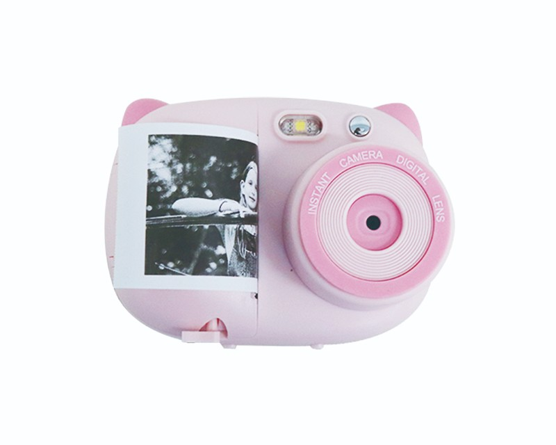 Instant Print Digital Camera 15MP 1080P/30FPS with WiFi